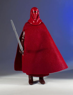 "Star Wars Emperor's Royal Guard 12"" Jumbo Vintage Kenner Action Figure by Gentle Giant"