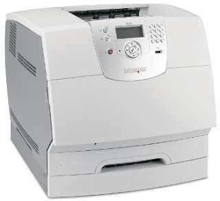 Lexmark T644 Driver Download