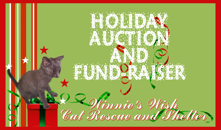 Winnies Wish Auction Site