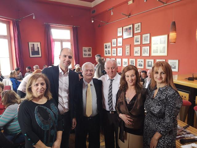 Νικόλας Κάτσιος: Σημαντικό κεφάλαιο για το Δήμο Σουλίου οι απόδημοι