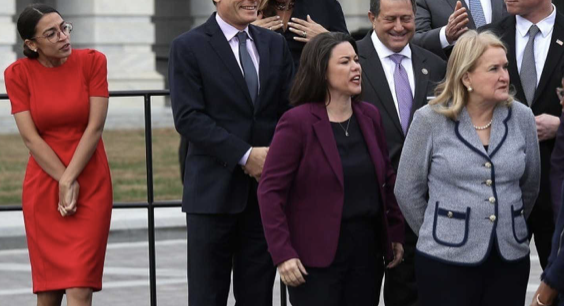 Ocasio-Cortez: I'm Already Being Discriminated Against On Capitol Hill