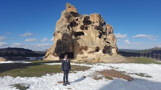 Harun İstenci Eskişehir Han ilçesinde Midas Anıtı ve çevresinde...
