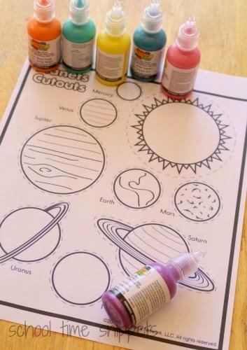 Solar System Craft
