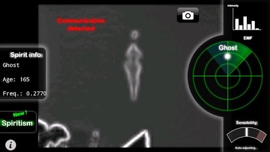 alat pendeteksi hantu yang ada di sekitar Anda