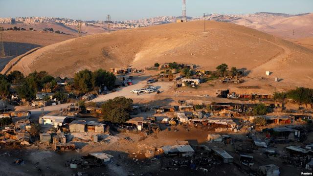 Desa Palestina Khan al-Ahmar