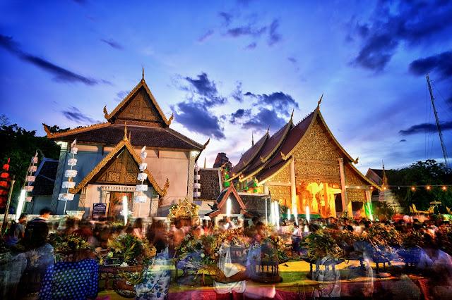 Kinh nghiệm du lịch Phuket Thái Lan với biển xanh tuyệt đẹp