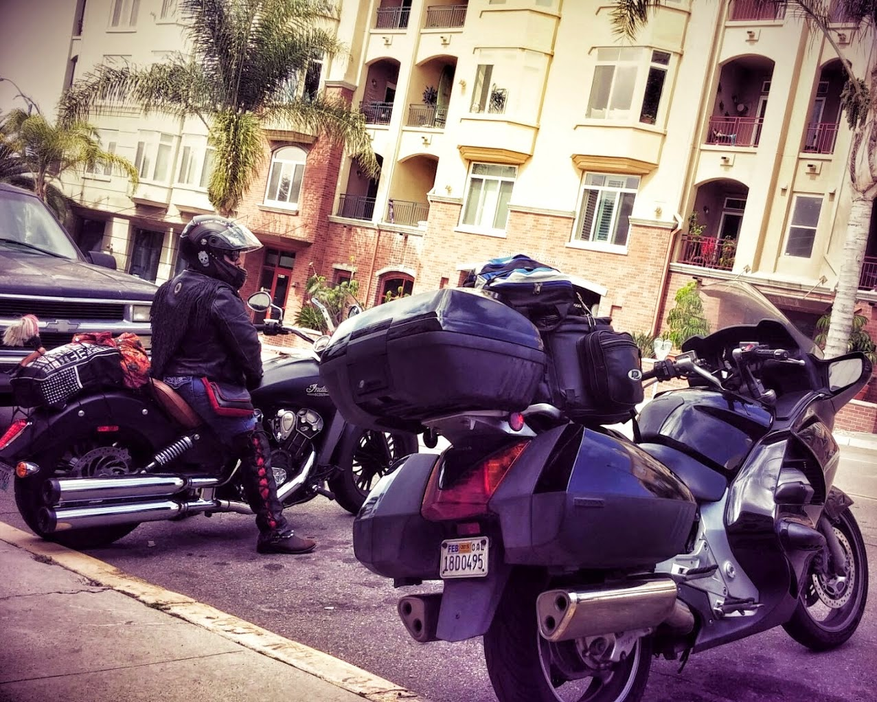 In Love With The Road ~ Rude Biker Chick 90892f2f0