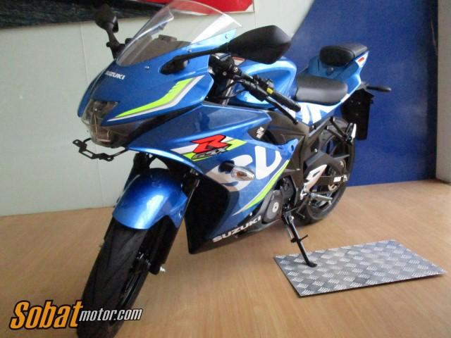 First Impression : Bertemu langsung dengan Suzuki GSX-R150, kok keren banget ya sob ?