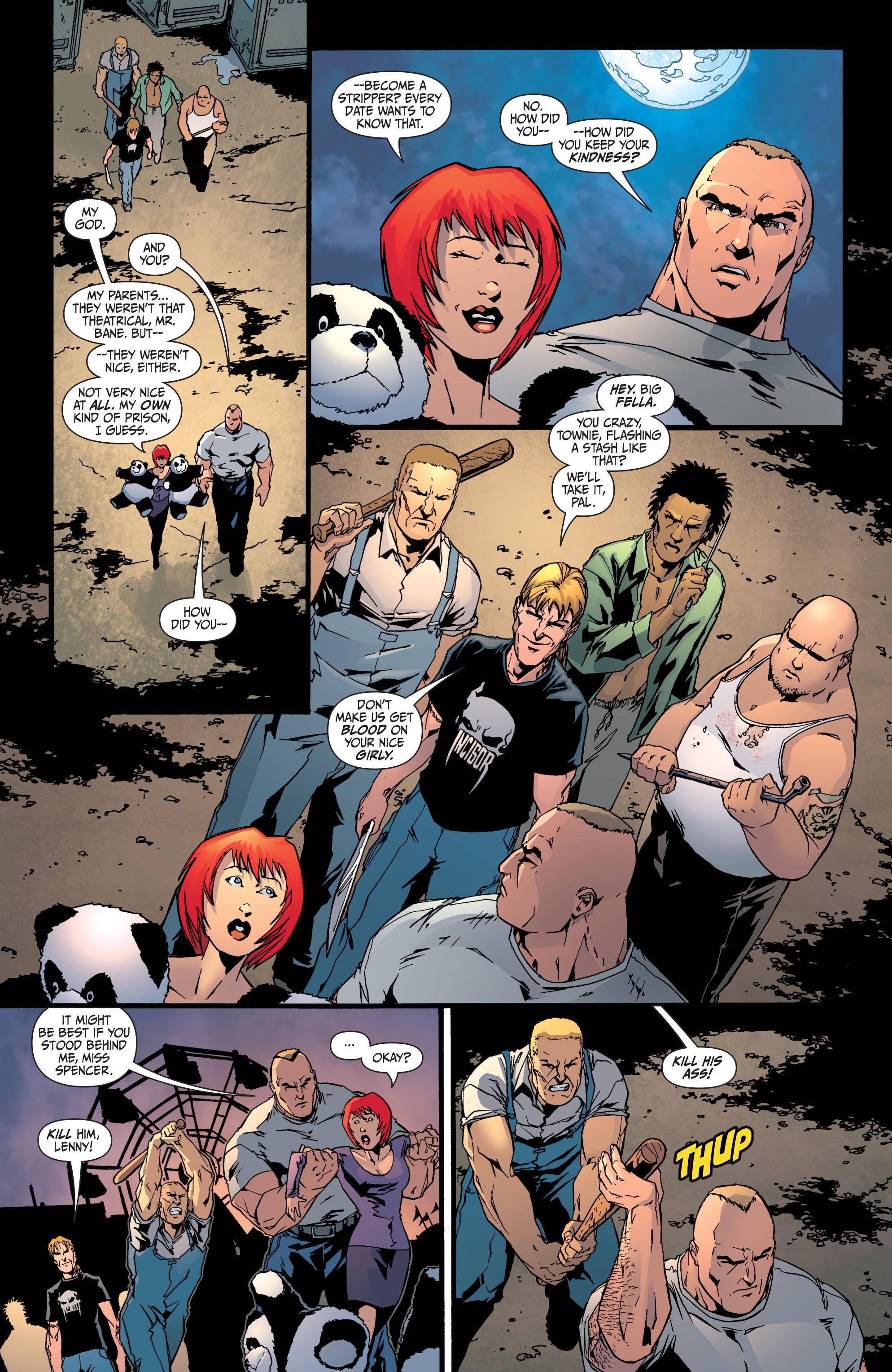 Read online Secret Six (2008) comic -  Issue #34 - 18