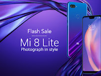 Cara Menghapus Akun Xiaomi Mi 8 Lite Via Mi Flash Tool