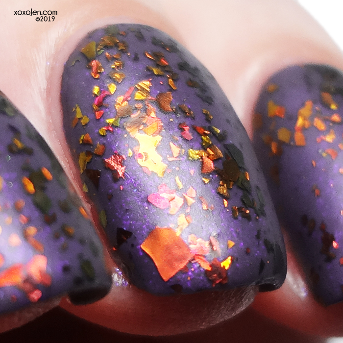 xoxoJen's swatch of Tonic Poor Unfortunate Souls