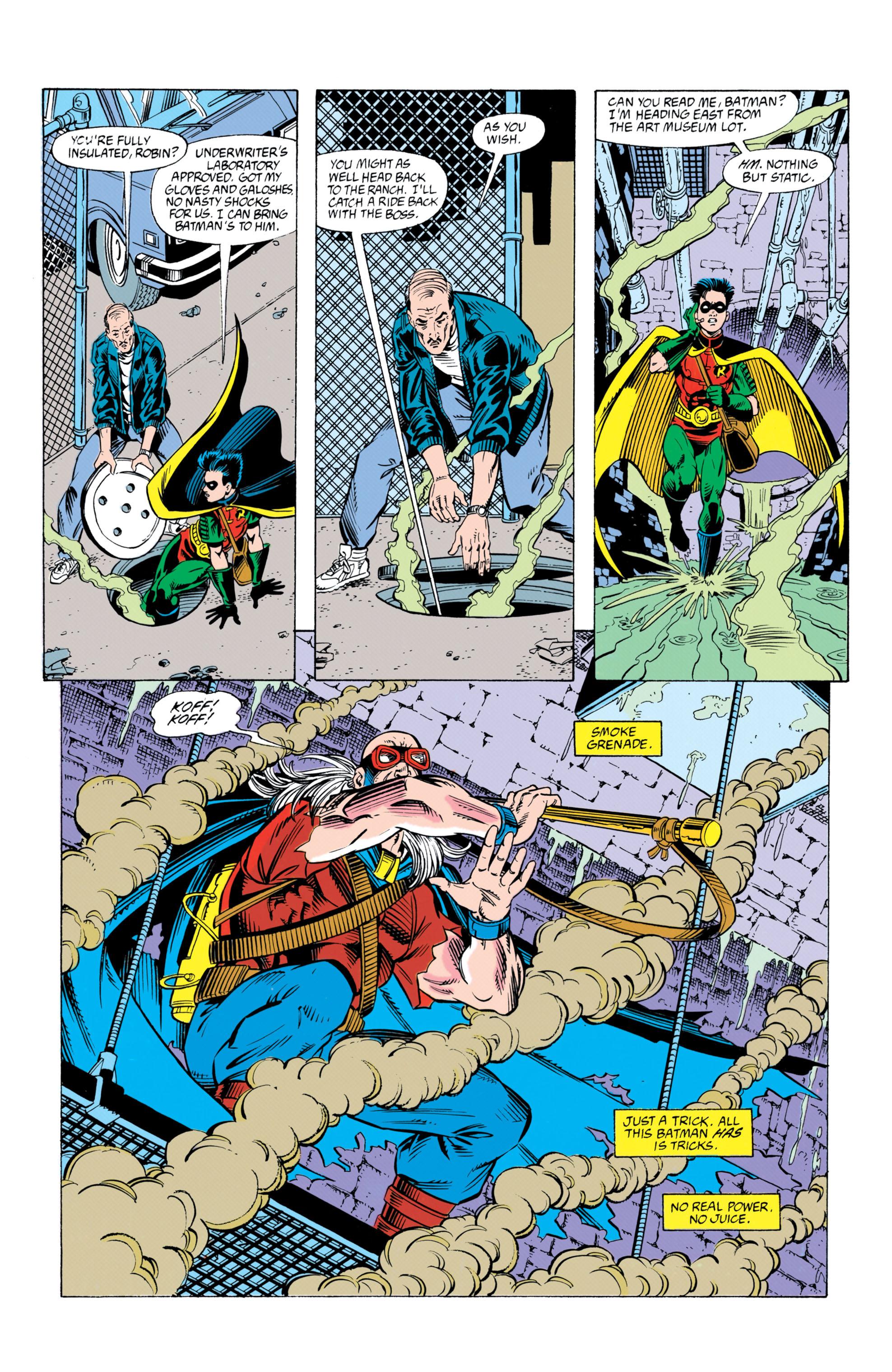 Detective Comics (1937) 644 Page 19