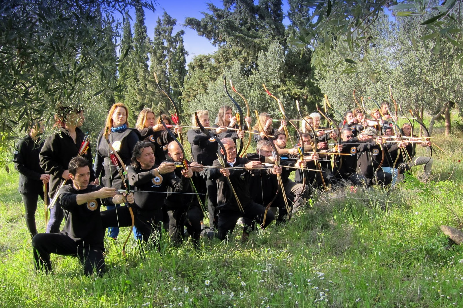 Warmest Greek Island March