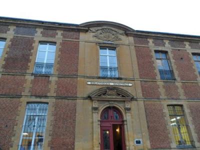 Collège d'Arthur Rimbaud à Charleville