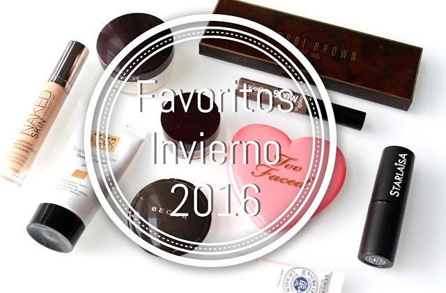 Favoritos Invierno 2016