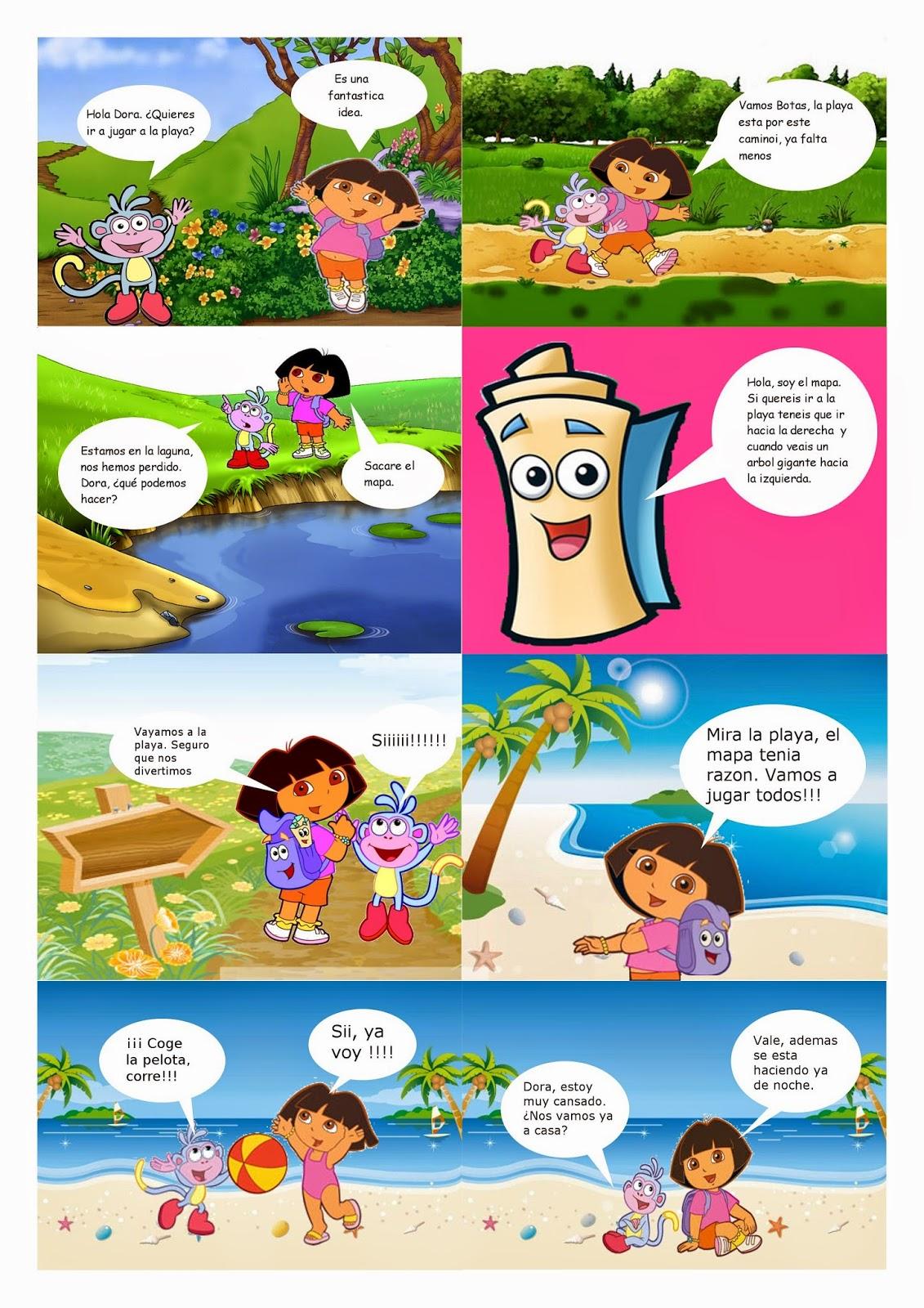 Cuarto Milenio - Página 9 Comic%2Bdora