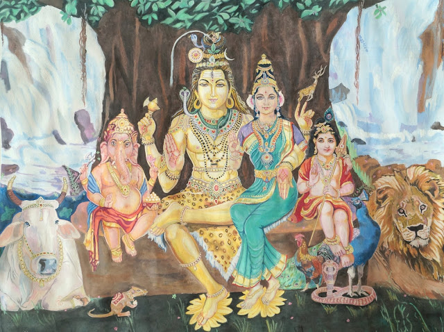 Shiv Parivaar ki mahima