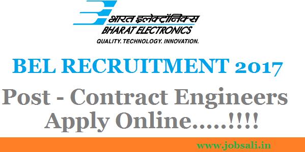 Mechanical engineering jobs, BEL Careers, Jobs in Chennai