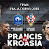Livestreaming Final Piala Dunia 2018 France vs Croatia