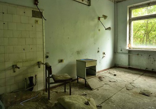 EightGames Pripyat Hospital Escape Walkthrough