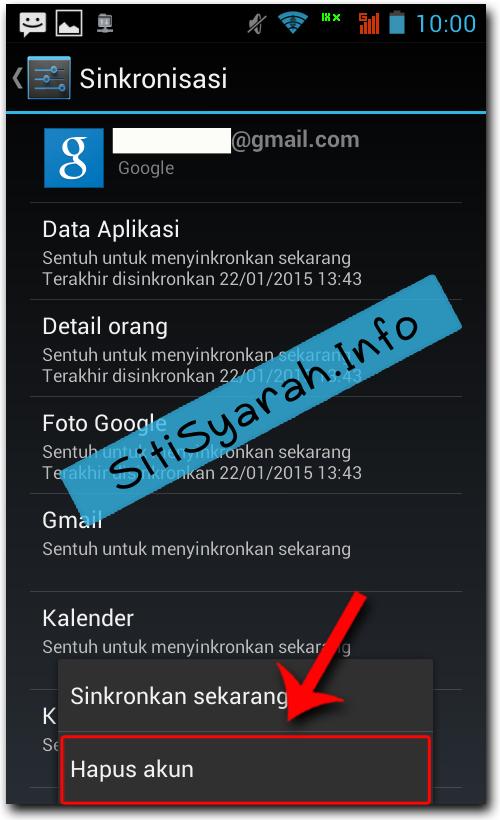 Android Error 927
