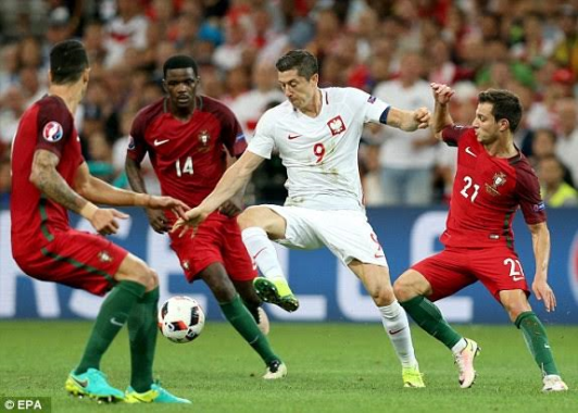 Portugal defeat Poland 5-3 on penalties to advance to Euro 2016 semi-final
