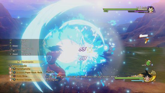 """Nuevos datos de """"Dragon Ball Z Kakarot"""" en el E3 2019."""