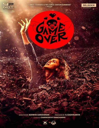 Game Over (2019) Hindi ORG 720p HDRip x264 800MB ESubs Movie Download