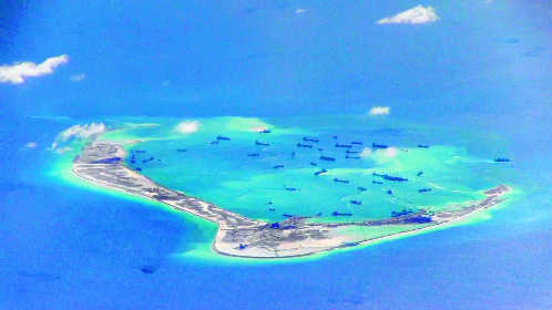 China slams G7 for 'interfering' in South China Sea, East China Sea disputes