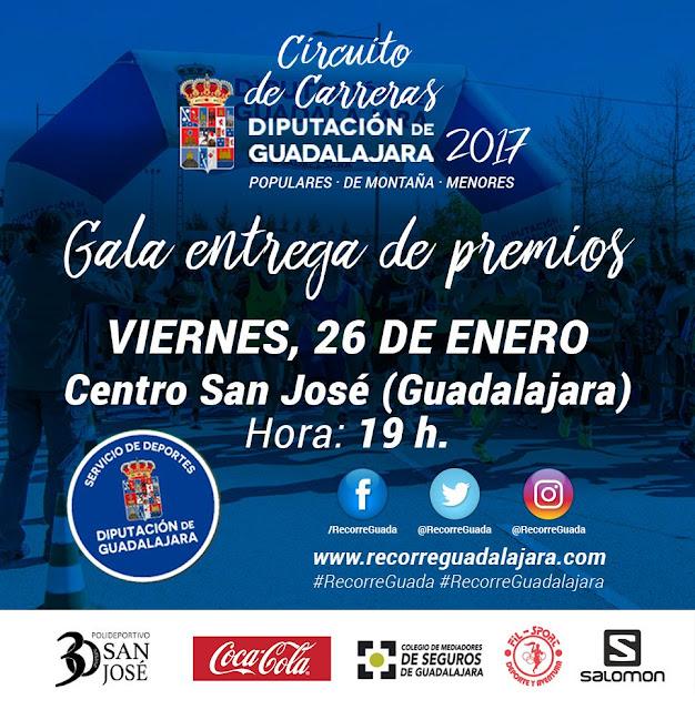 GALA ENTREGA DE PREMIOS CIRCUITO DIPUTACIÓN