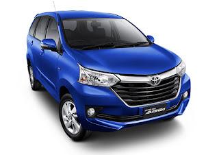 Rental Mobil Grand New Avanza di Jakarta