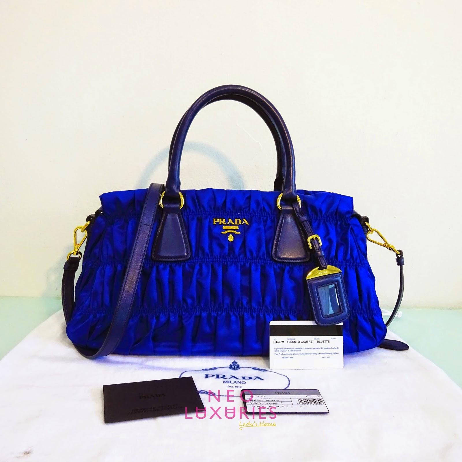 384bfb67abd8 free shipping black prada tessuto gaufre purse 6f53e 51b6e; norway comes  with dust bag tag and authenticity cards. sold february 2015 . prada tessuto