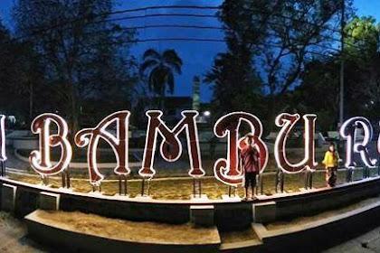 Taman Bambu Runcing Langsa, Simbol Masyarakat Melawan Penjajah