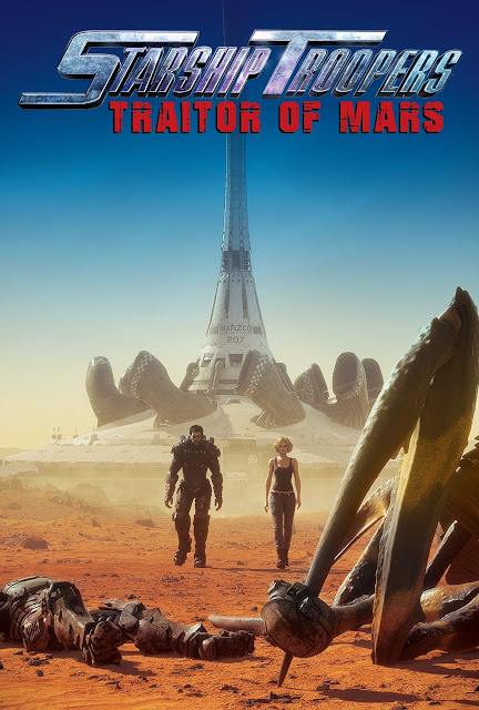 Starship Troopers: Traitor of Mars (2017) BRRip ταινιες online seires xrysoi greek subs