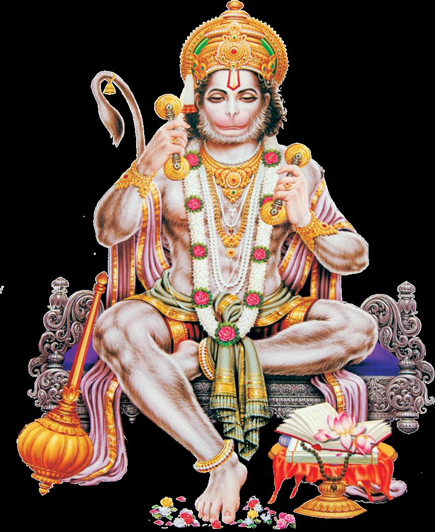 HowDon: How To Recite Shri Hanuman Chalisa Fruitfully