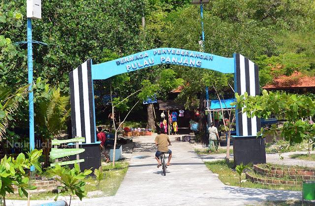 Selamat Pagi Pulau Panjang Jepara