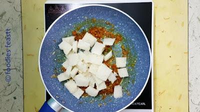 Bread Masala / Spiced Bread