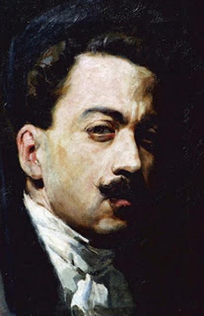 José Segrelles Albert, Pintor Valenciano,  Galería de autorretratos, Pintor español, Pintura española, Pintores Realistas Españoles, Galería de retratos Figurativos, Pintor