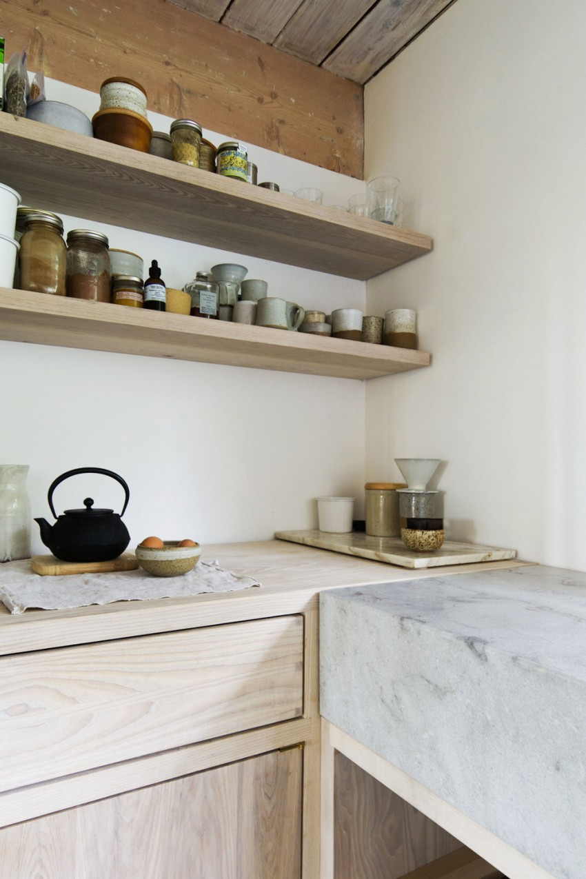 K R i S P I N T E R I Ö R : Minimal Kitchen Crush