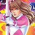 Quadrinhos da Ranger Rosa tem lançamentos programados para até Novembro
