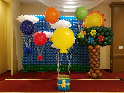 Balon Wall Pesta Ultah