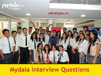 Mydala Interview Questions