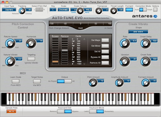 Antares Autotune Evo full para Windows