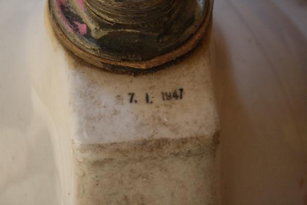 Koti1898 MYYTY Arabian kulma allas 1947
