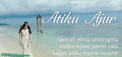 Atiku Ajur - Nella Kharisma