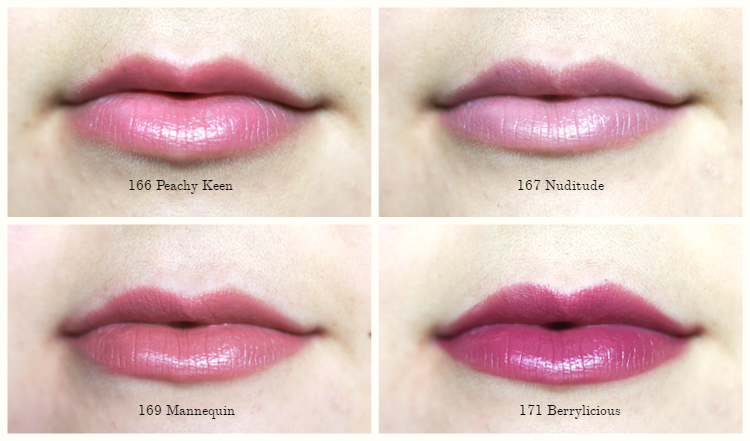 BARRY M SATIN SUPER SLICK LIPSTICKS. | Barely There Beauty - A ...