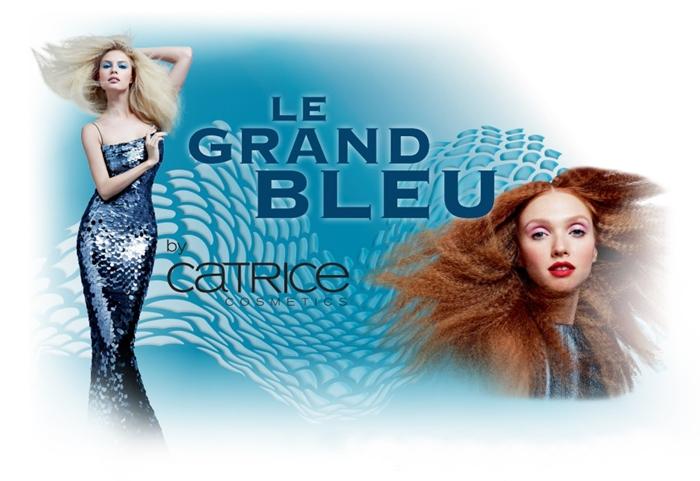 Catrice ''Le Grand Bleu'' - edycja limitowana