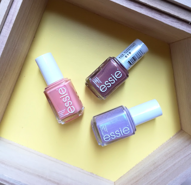 ESSIE 💅🏼  Les vernis de la collection Printemps 2019