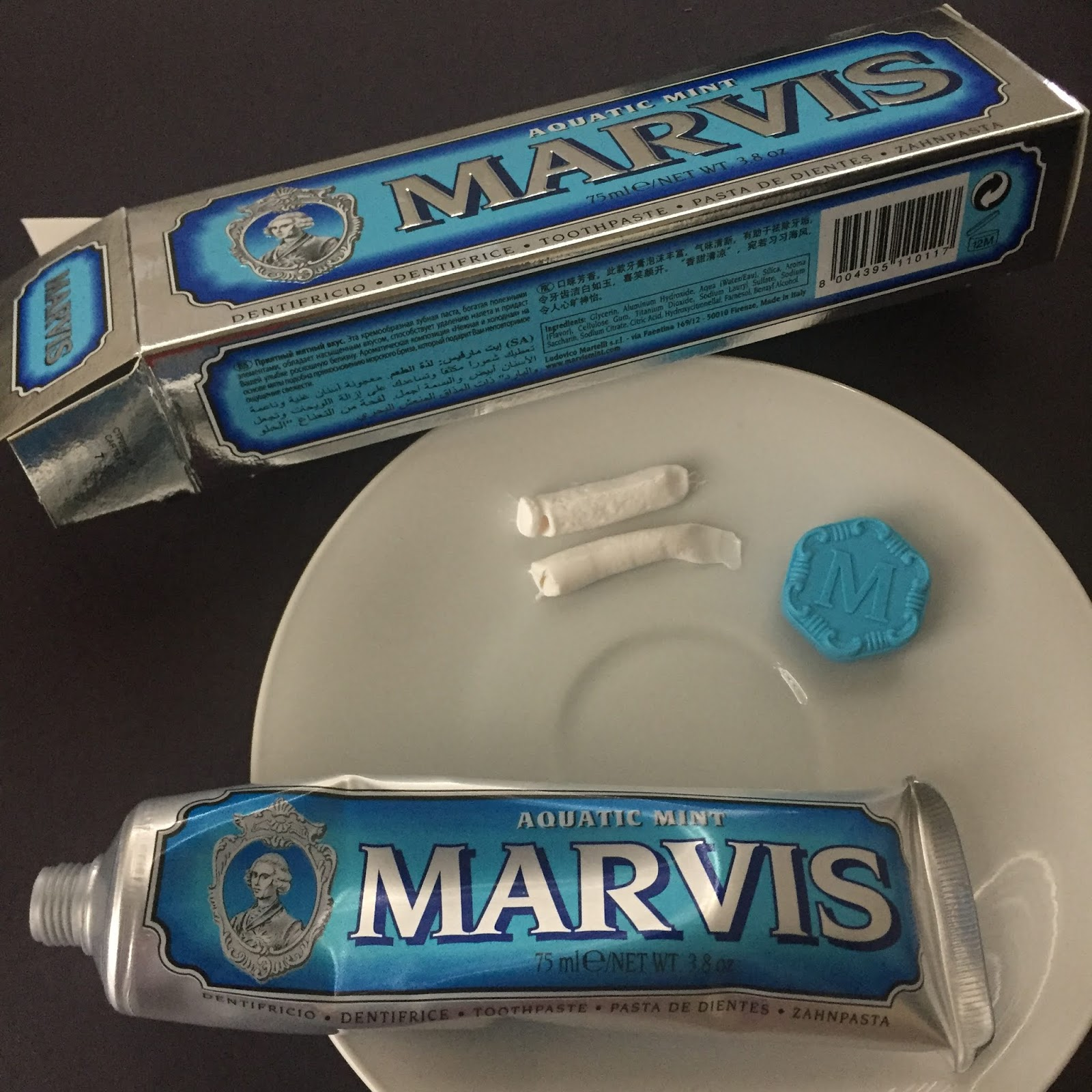 Marvis Toothpaste Review A Very Sweet Blog Bloglovin