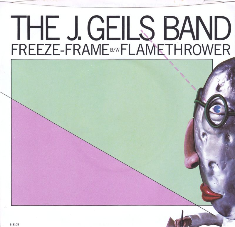 On This Day: Feb 8th 1982 - The J. Geils Band Release \